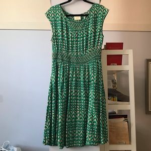 Anthro Midi Dress - Size S